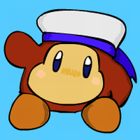 Sailor Waddle Dee Avatar by McGenio