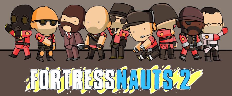 Fortressnauts 2 by McGenio