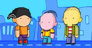 Scribblenauts' Ed, Edd n Eddy