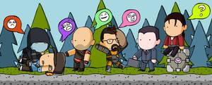 Scribblenauts' Valve