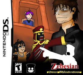 Zebesian: Ace Dictator by McGenio