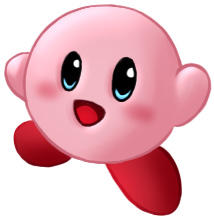 Kirby by bunnie-chan