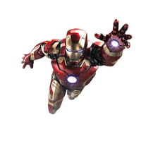 Iron Man Age of Ultron Mark 43 by AnderPotter1937