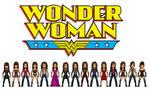 Wonder Woman - Hermione Jean Granger