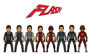 Flash II - Neville Algie Longbottom by AnderPotter1937
