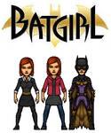 Batgirl II - Lily Luna Potter