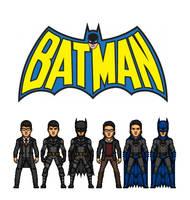 Batman I - James Potter I by AnderPotter1937