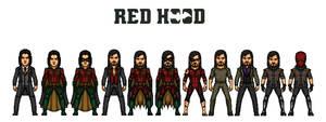Robin I (Red Hood) - Sirius Black