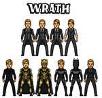 Wrath - Draco Malfoy