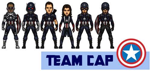 Team Cap - CartoonHooligans Version by AnderPotter1937