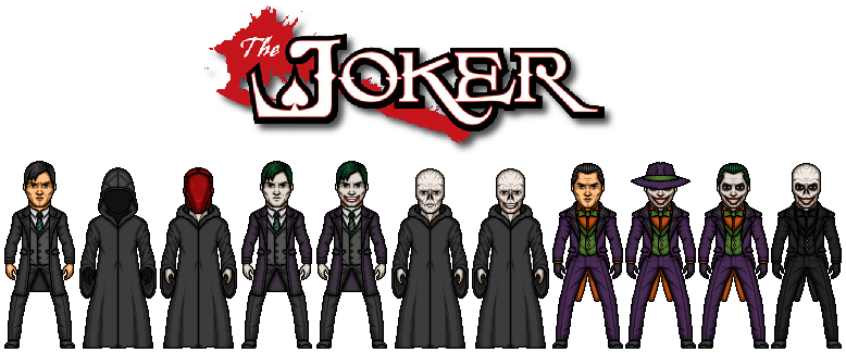 Joker - Tom Riddle (Voldemort) by AnderPotter1937