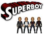 Superboy - Louis Weasley