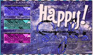 Happy Styles(8.