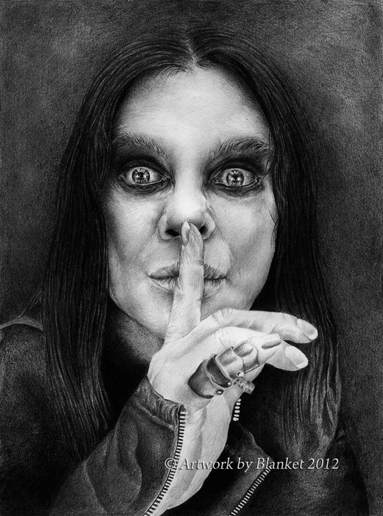 OZZY OSBOURNE by blanket86