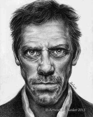 GREGORY HOUSE by blanket86