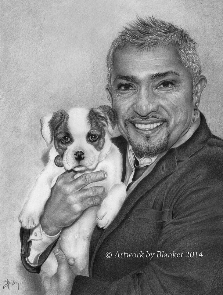 CESAR MILLAN by blanket86