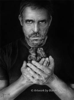 Hugh Laurie As HOUSE MD