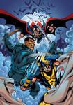 Marvel heroes Cover Wolverine