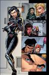 Danger Girl G.I.Joe issue 2 Baroness!