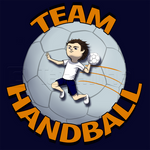 Team Handball Logo