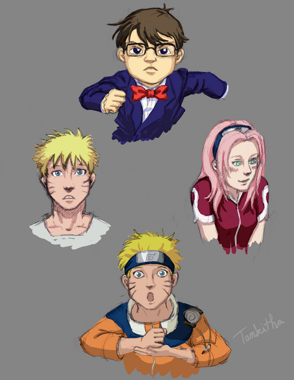 Some characters....1? by Tankitha