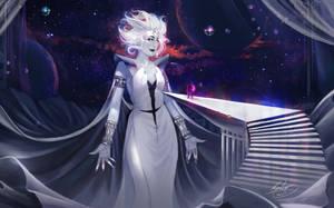 Hello, Starlight... by SigneRJArts