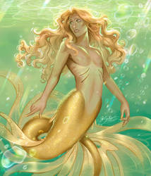 Golden Merman