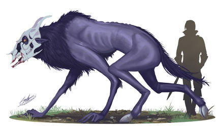 Nochen Monster form