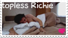 Topless Richie stamp by ladyshaniique08