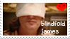 Blindfold James Stamp by ladyshaniique08