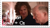 I Support James and Oz stamp by ladyshaniique08