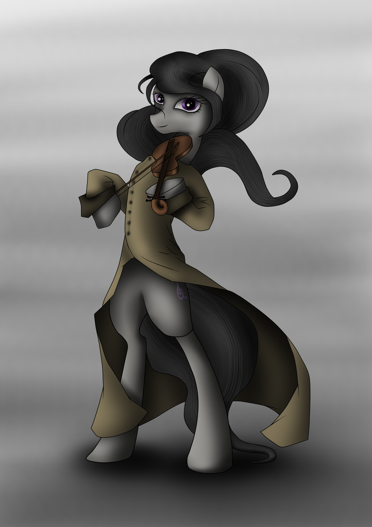 Octavia violin. by Filincool