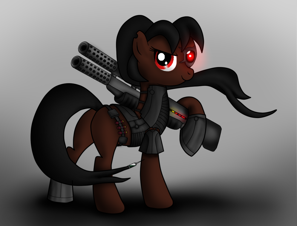 COPS 2170 Pony (Old) by Filincool