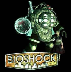 BioShock by CrimsonStrife