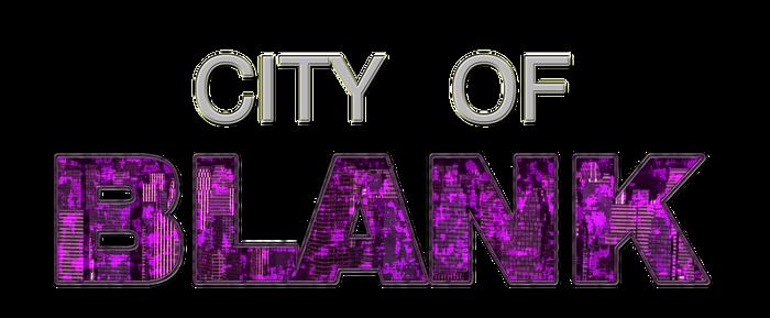 City of Blank - HQ Logo