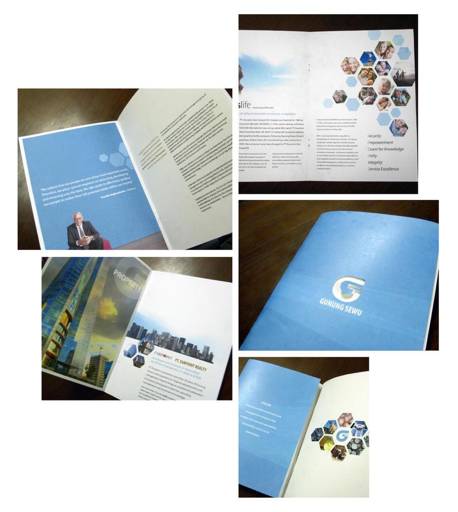 Gunung Sewu Company Profile by altdhee