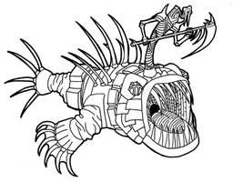 -Boss Project #4 - Dark Trap Angler