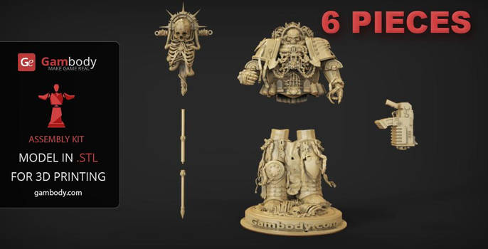 Warhammer 40k 3D Models on 3D-Printings - DeviantArt