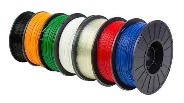 3D Printing Filaments: Nylon vs PET vs PVA by Gambody