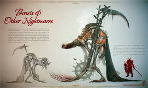 Dark Souls creature