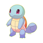 Squirtle by Alolan-Vulpixy