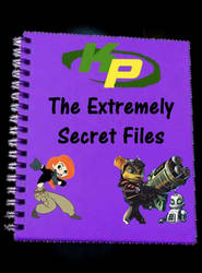 Kim Possible: The Extremely Secret Files coverart