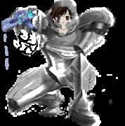 Tinsel's armor (concept art)