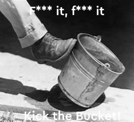 Bucket Meme