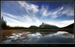 First Vermillion Lake by rgmcleish