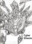 Cyber Eltanin by TheUltione