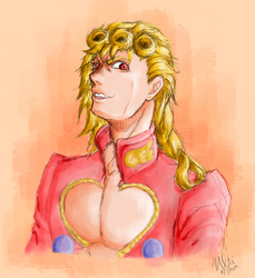 Giorno. by TheUltione