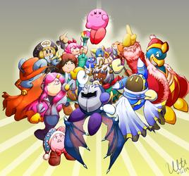 Kirby Jam