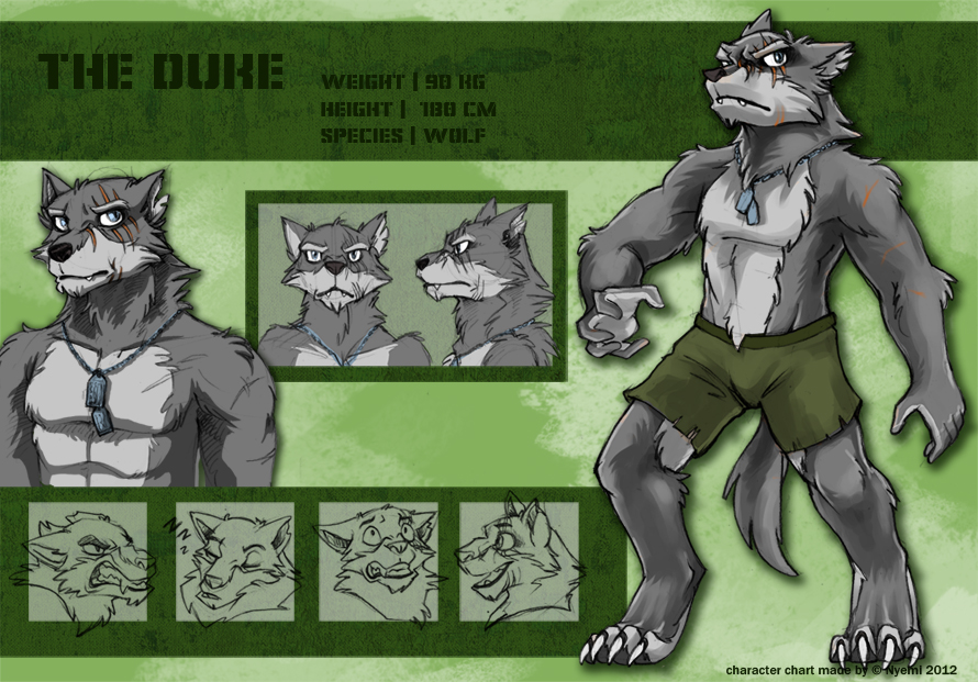 the Duke charsheet