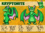 kryptonite sheet